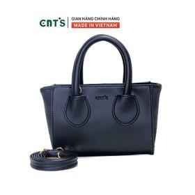 Túi đeo chéo CNT TĐX 63 phong cách hàn quốc nhiều màu ĐEN giá sỉ