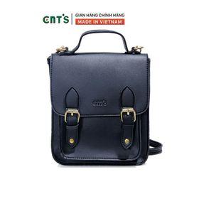 Balo thời trang CNT BL64 thời trang phong cách nhiều màu ĐEN giá sỉ