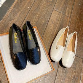 Giày mọi da dẹp giá sỉ