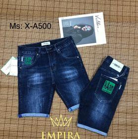 QUẦN SHORT JEAN CAO CẤP EMPIRA X-A500 giá sỉ