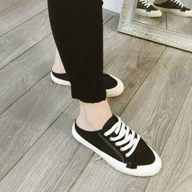 Giày sục nữ trơn xinh giá sỉ