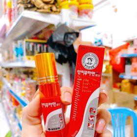 Dầu lăn xoa bóp Hàn Quốc 10ml giá sỉ