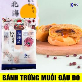 Bánh trứng muối 3Q Đài Loan giá sỉ giá sỉ