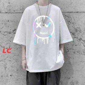 Áo thun phản quang 7 màu icon giá sỉ