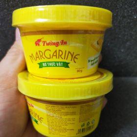 Bơ thực vật Tường An Margarine 80gr giá sỉ