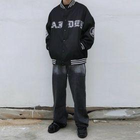 Áo khoác dù kiều bomber logo siêu chất giá sỉ giá sỉ
