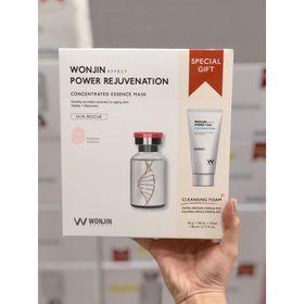 Mặt nạ trẻ hóa phục hồi nâng cơ da Wonjin Effect Medi Cell Rejuvenation Concentrated Essence Mask giá sỉ