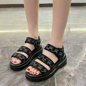 Giày sandal DR 5 phân giá sỉ