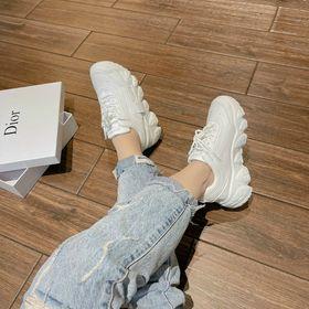 Giày Bata nữ thô 5 phân giá sỉ