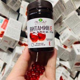 Vitamin E Zentiva đỏ của Ngaa giá sỉ
