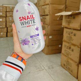 Sữa tắm Snail White 500ml - Thái Lan giá sỉ
