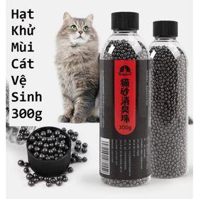 Hạt Khử Mùi Cát Mèo than hoạt tính 250ml giá sỉ