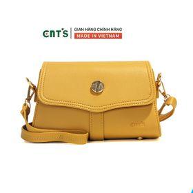 Túi đeo chéo CNT TĐX65 sang trọng, nữ tính-VÀNG giá sỉ