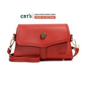 Túi đeo chéo CNT TĐX65 sang trọng, nữ tính-ĐỎ giá sỉ