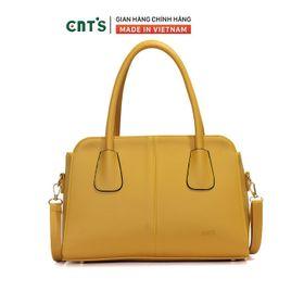 Túi xách công sở CNT nữ TX43 nhiều màu cao cấp- VÀNG giá sỉ