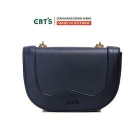 Túi đeo chéo nữ CNT TĐX64 dây đeo sang trọng, nữ tính- ĐEN giá sỉ