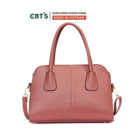 Túi xách công sở CNT nữ TX43 nhiều màu cao cấp- HỒNG RUỐC giá sỉ