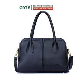 Túi xách công sở CNT nữ TX43 nhiều màu cao cấp- ĐEN giá sỉ