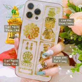 Miếng dán điện thoại linh phù giá sỉ, lung linh, đủ mẫu, phù hợp dán điện thoại, ipad giá sỉ