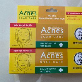 Kem trị mụn thâm acnes giá sỉ