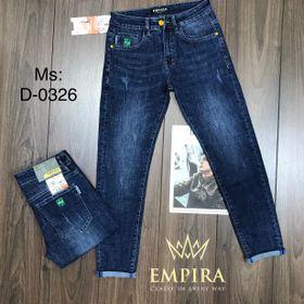 Quần jeans nam cao cấp D-0326 giá sỉ