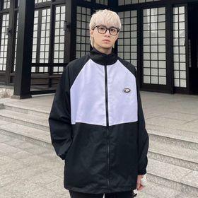 Áo khoác dù logo TMS đẹp giá sỉ giá sỉ