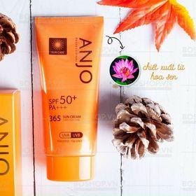 Kem Chống Nắng Anjo Professional SPF 50+PA+++ 365 Sun Cream giá sỉ