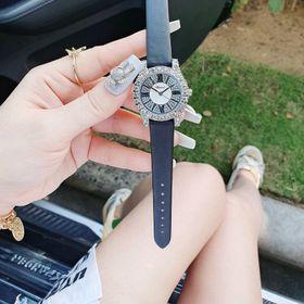 Đồng hồ da nữ cho,pard giá sỉ
