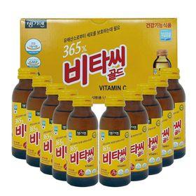 Nước tăng lực 365 bổ sung vitamin C thùng 100 chai giá sỉ