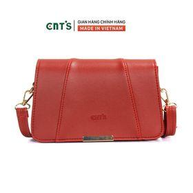 Túi đeo chéo CNT TĐX66 thời trang,đa dạng ĐỎ giá sỉ