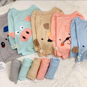 Bộ quần áo trẻ em - bộ thun lạnh k.Wo giá sỉ