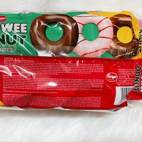 Bánh donut DOWEE hỗn hợp giá sỉ