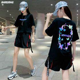 Áo thun phản quang 7 màu RESPECT trẻ trung, năng động giá sỉ giá sỉ