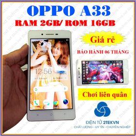 Điện thoại Oppo A33