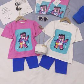 Bộ quần áo trẻ em - bộ bé gái giá sỉ