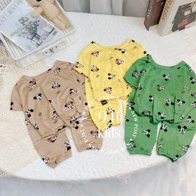 Bộ quần áo trẻ em - bộ thun lạnh Avalen - KWOO - Minkymom giá sỉ