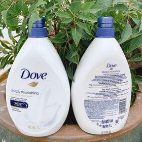 Dòng sữa tắm dove giá sỉ