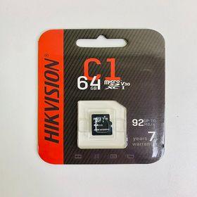 Thẻ Nhớ Hikvision 64Gb Class 10 ( Chuyên dùng cho Camera IP ) – giá sỉ