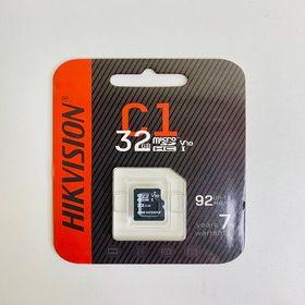 Thẻ Nhớ Hikvision 32Gb Class 10 – giá sỉ