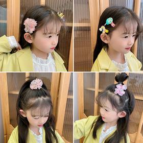 Phụ kiện tóc kẹp nơ buộc tóc cài tóc cho bé gái 10 món giá sỉ