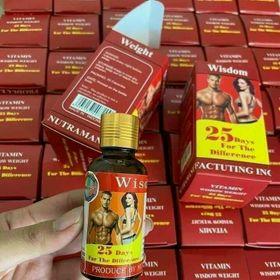 Thuốc tăng cân an toàn giá sỉ