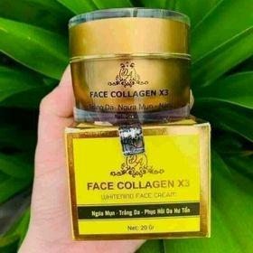 Kem face collagen x3 đông anh giá sỉ