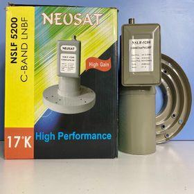 LNB Cband NSLF 5200 thu sóng vệ tinh giá sỉ