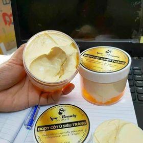 Kem body cốt thái mix collagen giá sỉ