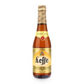 Bia Leffe Blonde - Blond 330ml 24 chai/thùng giá sỉ