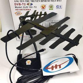 Anten Để Bàn HKD 102 Kèm Dây 10 Mét giá sỉ