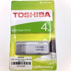 USB Toshiba Nhựa 4Gb giá sỉ