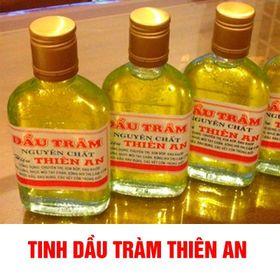Dầu tràm Thiên An, tinh dầu tràm Huế nguyên chất. giá sỉ