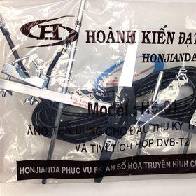 Anten Nhôm HKD H5.01 Kèm Dây 10 Mét giá sỉ