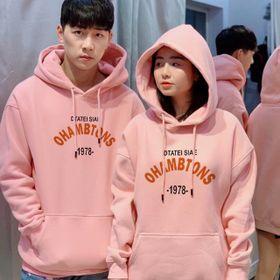 Áo Khoác Nỉ Hoodie In Ohambtons HDI14 Unisex Freesize Phong Cách Hàn Quốc dưới 75kg giá sỉ